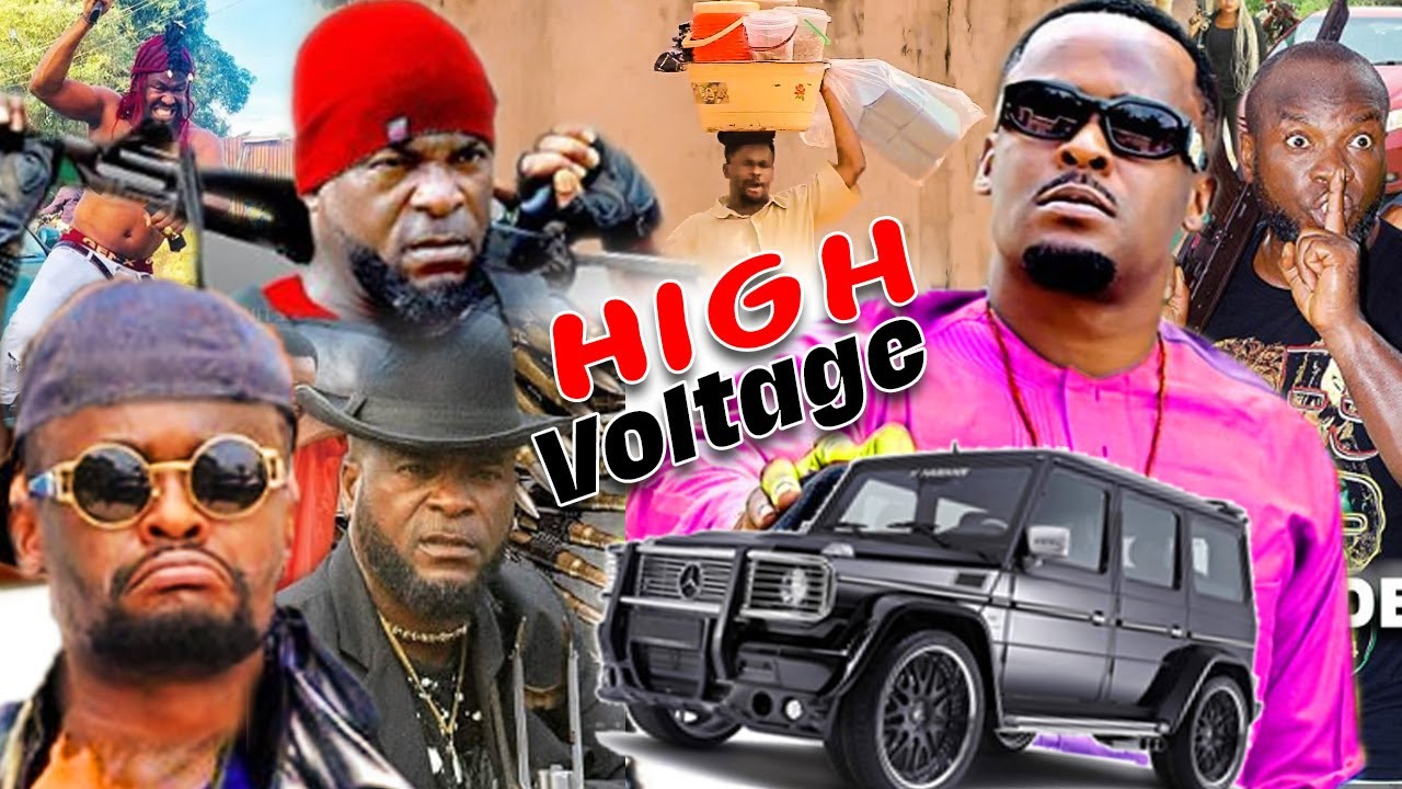 Download High Voltage Complete 1&2 - Zubby Michael & Labister Latest Nigerian Nollywood Movies.