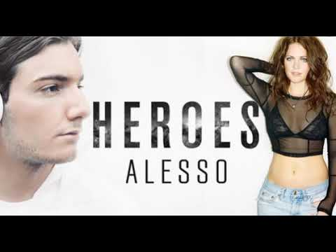 Alesso - Heroes (We Could Be) ft Tove Lo (Instrumental)