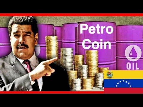 Venezuela's Petro Cryptocurrency - Petro ICO -  Don't Trust It! Cash Grab by Venezuelan Government!