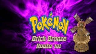 "Roblox Pokemon Brick Bronze - #22 ""Route 10!"" - Live Commentary"