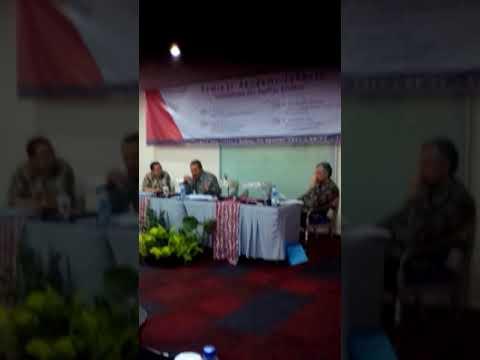 """Seminar Akademi Jakarta """"Nasionalisme dan Realitas Kekinian"""""""