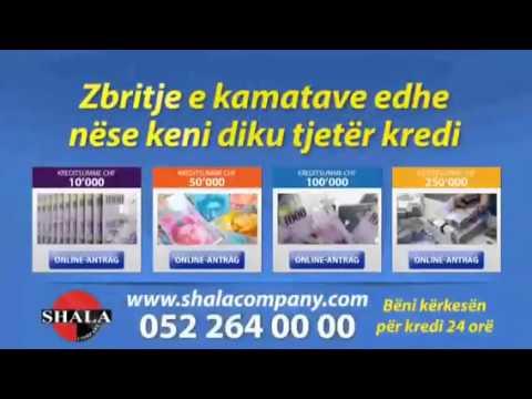 shala Group kredit Funanzierungen