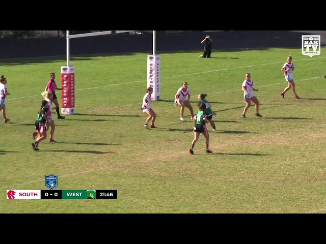 2019 Newcastle RL - Ladies Tag Round 4 Highlights - South Newcastle v Western Suburbs