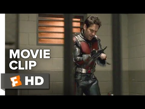 Ant-Man Movie CLIP - Hang Tight (2015) - Paul Rudd Superhero Movie HD