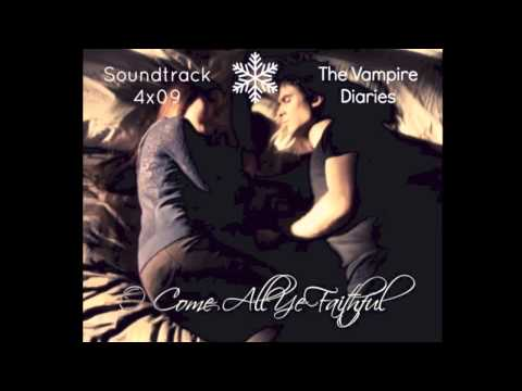 The Vampire Diaries Soundtrack 4x09: Cover Your Tracks by Amy Stroup [With Lyrics]