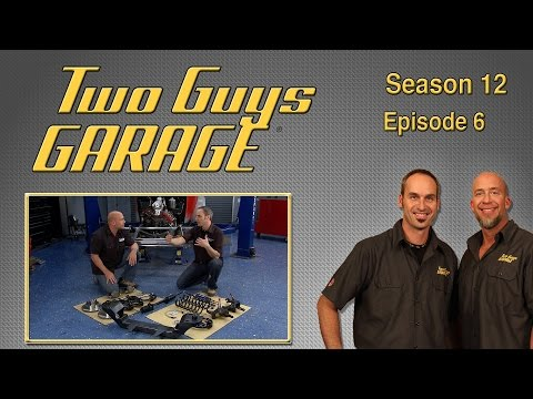 Installing a Front-end Assembly on a '32 Ford | Two Guys Garage | Season 12 | Episode 6