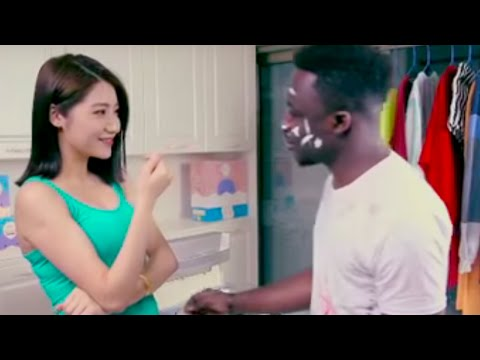 Most RACIST Chinese Commercial EVER? | What's Trending Now