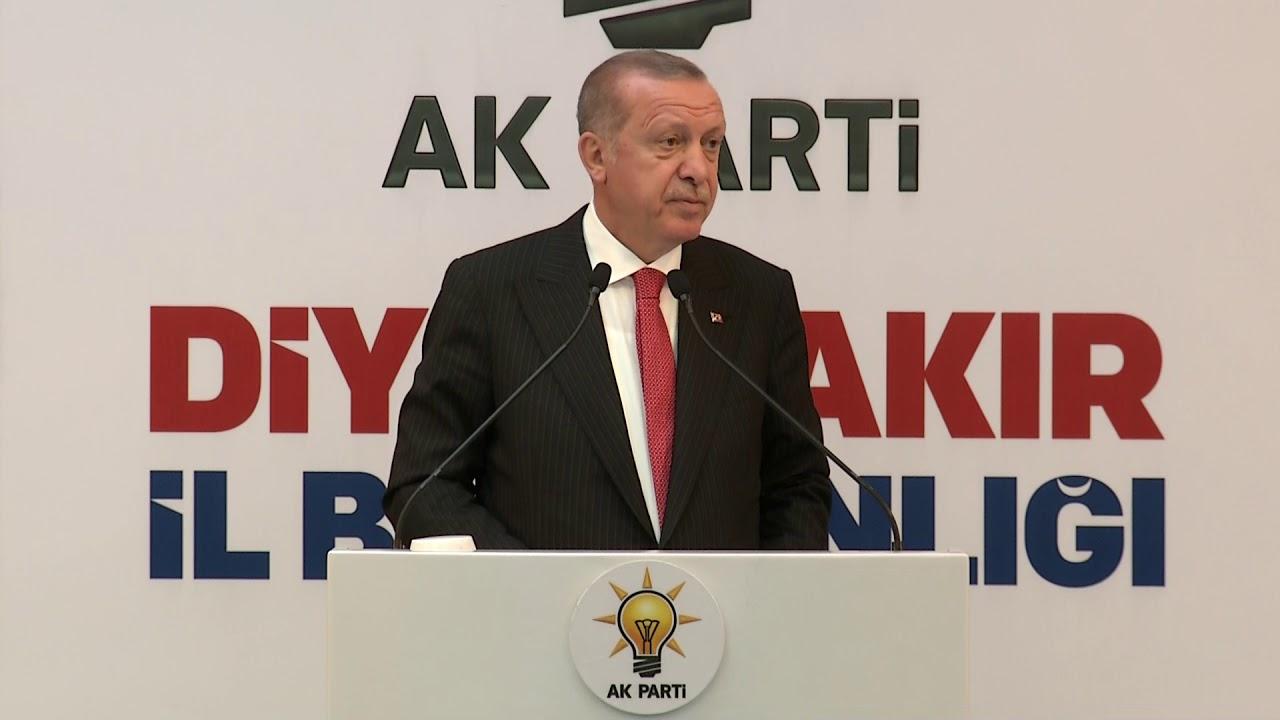 Başkan Erdoğan Kadın Kolları Eğitim Programında konuştu