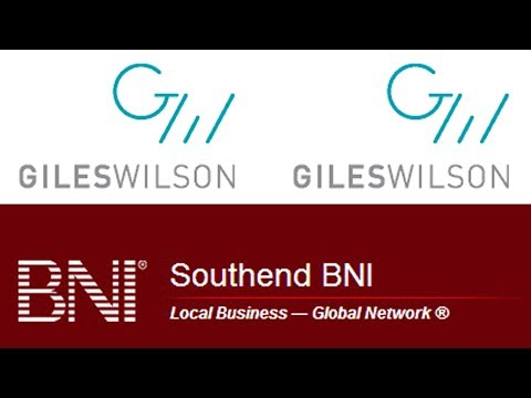Giles Wilson Solicitors poetry pitch at Southend BNI