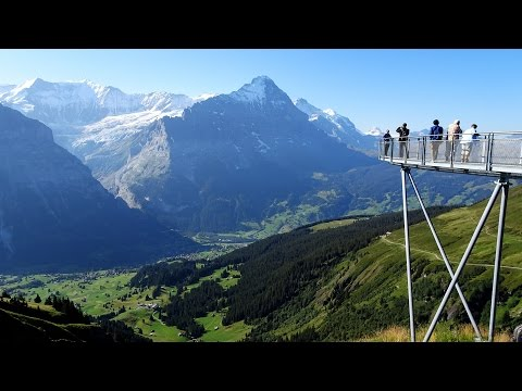 Grindelwald, Switzerland - Most Beautiful Place in Europe (U