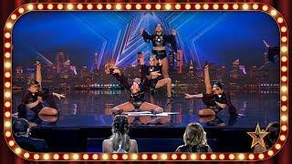 Estas NIÑAS arrasan con sus increíbles movimientos de baile | Inéditos | Got Talent España 2019