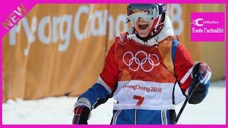 JO de Pyeongchang : Marie Martinod en argent au ski halfpipe