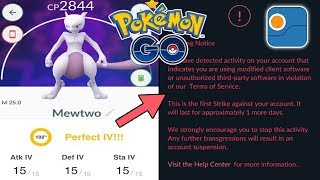 WHY DID SO MANY LEGIT PLAYERS GET THIS RED WARNING MESSAGE IN POKEMON GO?! | Wrongful Shadow Ban?!