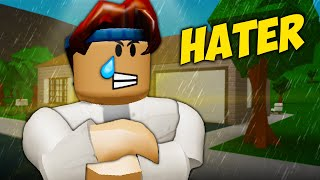The Sad Truth Of A Bloxburg Hater: A Sad Roblox Bloxburg Movie