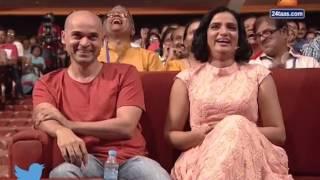 Chala Hawa Yeu Dya Sagar And Bhau