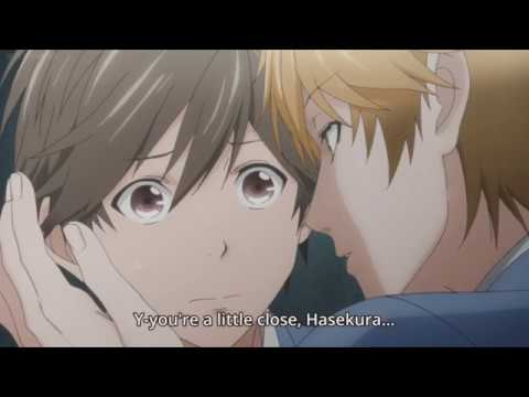 Kensuke x Hasekura Cute/Sweet moments