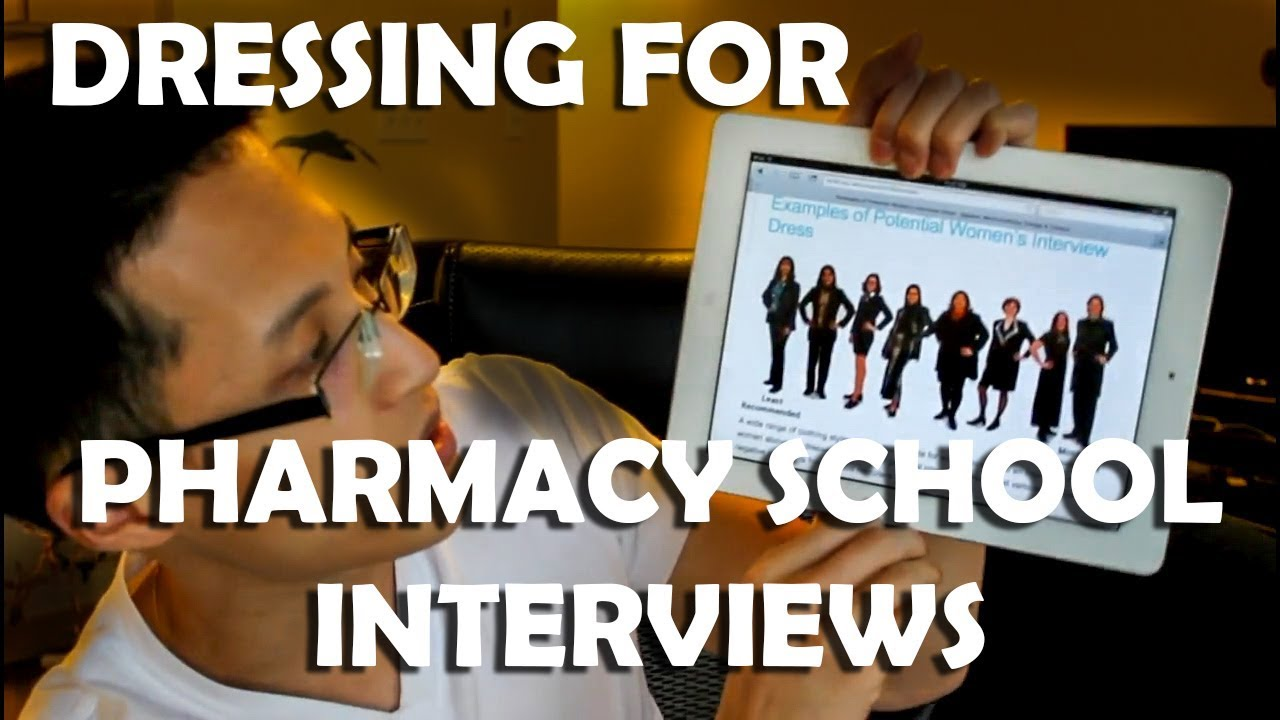 a2dd2feda24 How to Dress for Pharmacy School Interview - YouTube