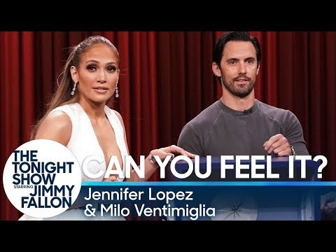 Gaby Calderon - Can You Feel It? with Jennifer Lopez