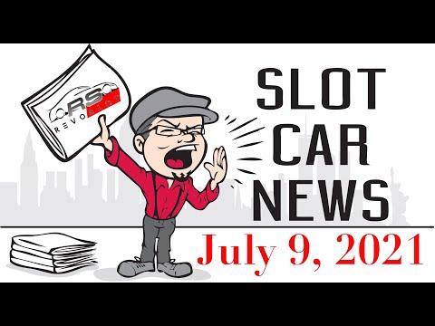 July 9-Revoslot, NSR, Slot It and More!