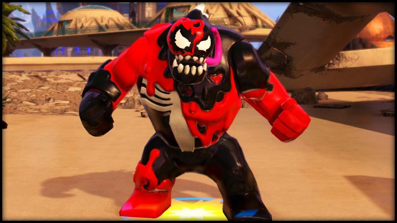 √ Lego Marvel Superheroes 2 Maximum Carnom Unlock | Lego