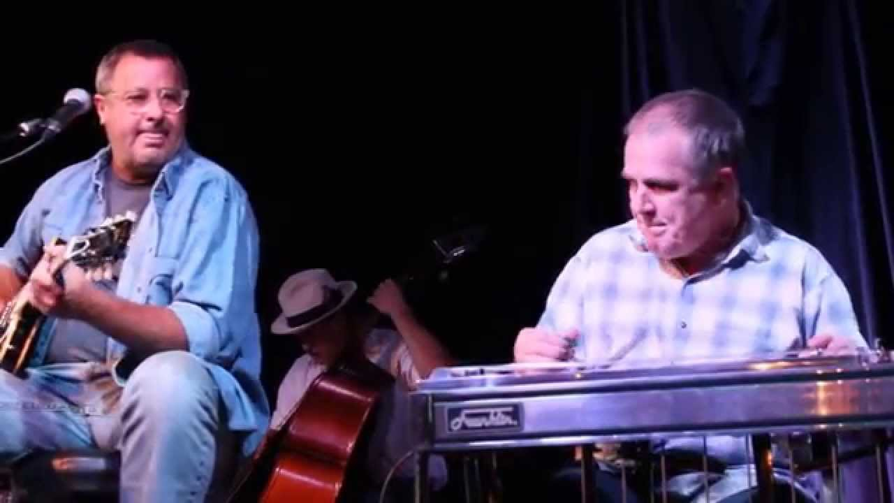 The Time Jumpers Kenny Sears singing Sugar Moon