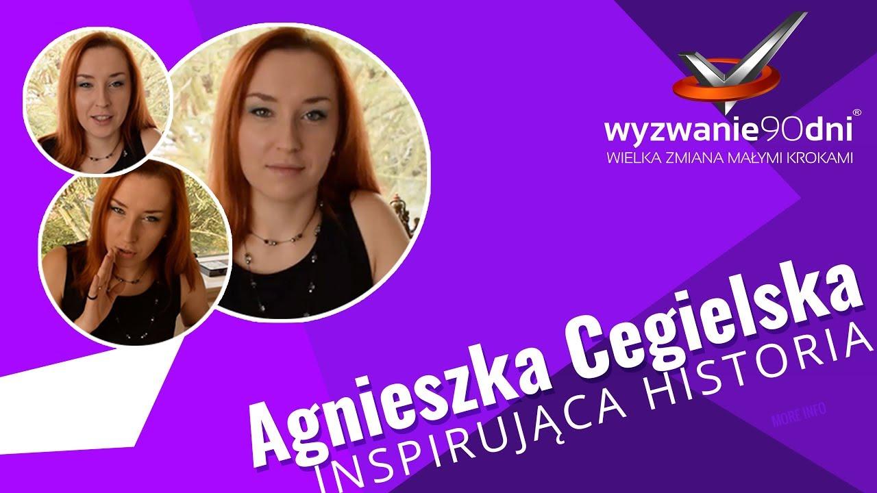 Agnieszka Cegielska – opinia o programie Wyzwanie90dni