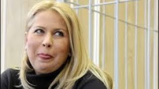 Евгения Васильева - самая дисциплинированная арестантка