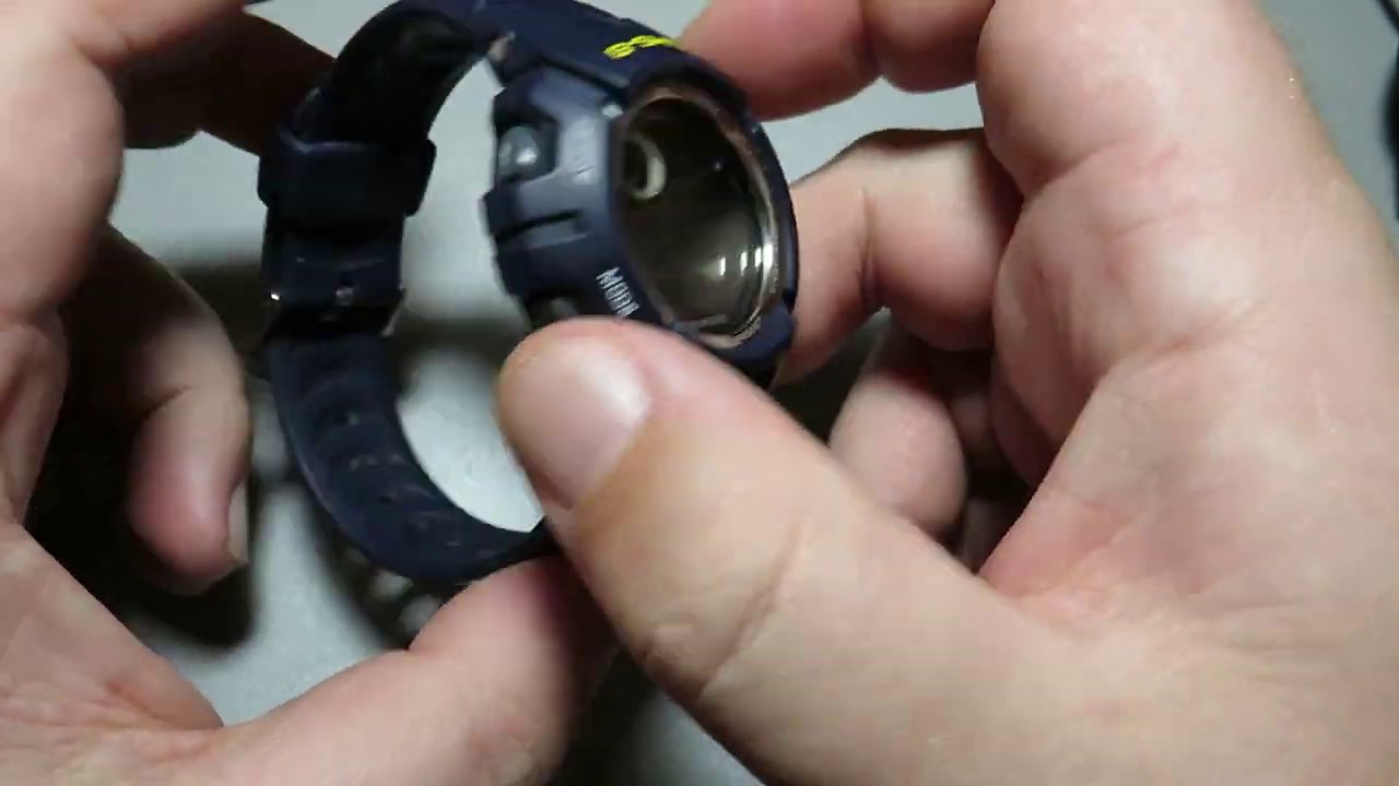 Download Casio G-Shock G-2900F - Unboxing and Look