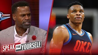 Russell Westbrook should be traded to the Miami Heat — Stephen Jackson | NBA | SPEAK FOR YOURSELF