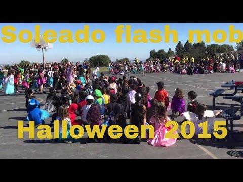 Soleado Elementary School Halloween 2015