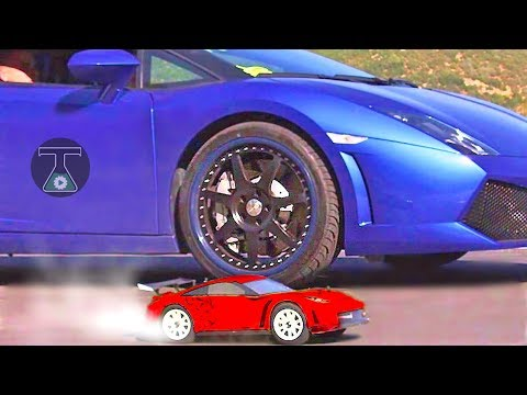 Toys Vs Real SuperCars | Who Will Win? 🤨