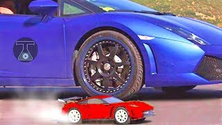 Toy Vs. SuperCar | Guess the Winner 🙂