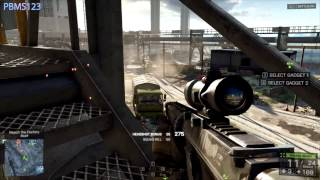 Battlefield 4 -  Mission 1:Baku - Playthrough PC