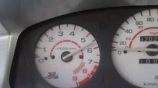 1992 honda civic run 0-100km/h