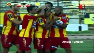 البنزرتي 1-3 الترجي - هدف الياس الجلاصي - الدوري التونسي - الجولة 07