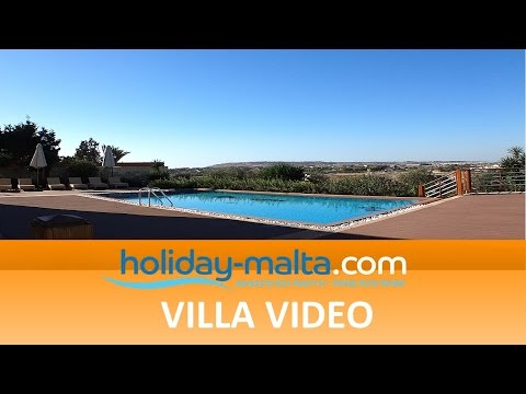 Villa in Malta, to rent, holiday accommodation, private pool, fully detatched villa (R280)