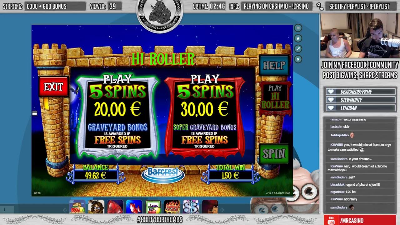 Stream Casino Slots
