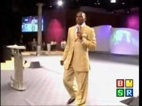 Pastor Jamal Harrison-Bryant | Can You Smell That?