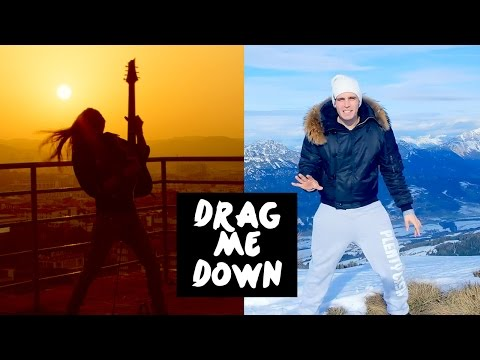 One Direction - Drag Me Down  (Rock/Metal) - Cover By Srod Almenara Feat. Sveno