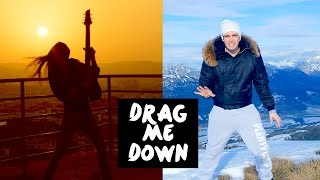Video One Direction - Drag Me Down  (Rock/Metal) - Cover by Srod Almenara Feat. Sveno download MP3, 3GP, MP4, WEBM, AVI, FLV Maret 2018