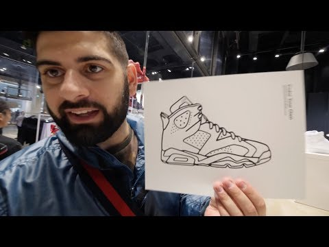 FINALLY DESIGNED MY OWN JORDAN AT THE JORDAN STORE!!