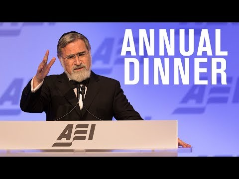 AEI Annual Dinner speech 2017