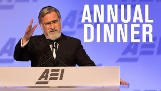 AEI Annual Dinner speech 2017