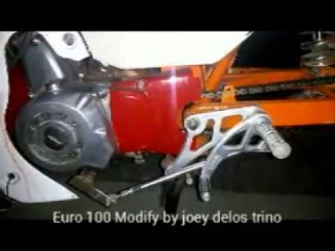 EURO 100 FULL MODIFY BY JOEY DELOS TRINO