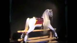 Traditional Wooden Rocking Horse - Rivelin1