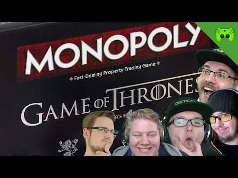 DER BEGINN EINER LANGEN SESSION 🎮 Monopoly #1
