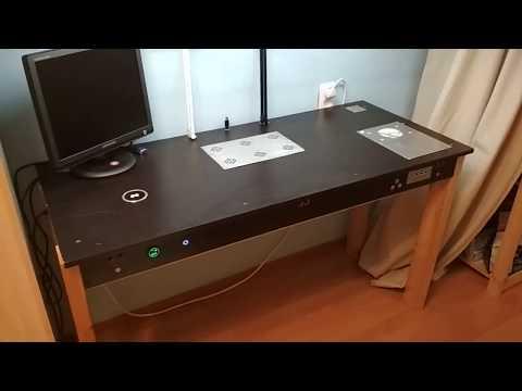 видео: Умный стол своими руками версия 2.0