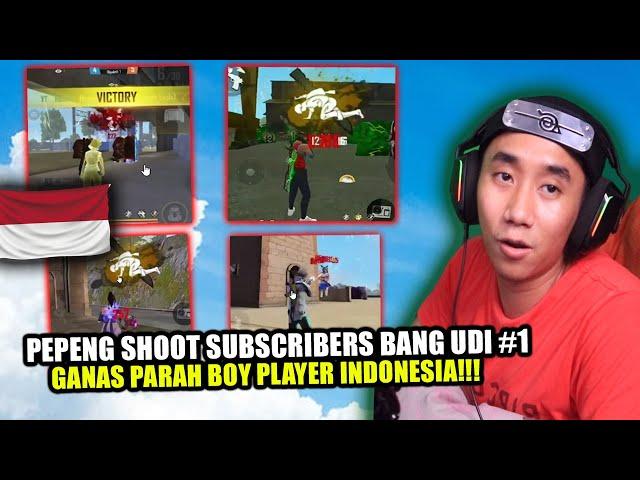 PEPENG SHOOT DARI SUBSCRIBERS GUA GOKIL PARAH!!! #1