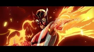 Who is Sunfire?(Marvel)