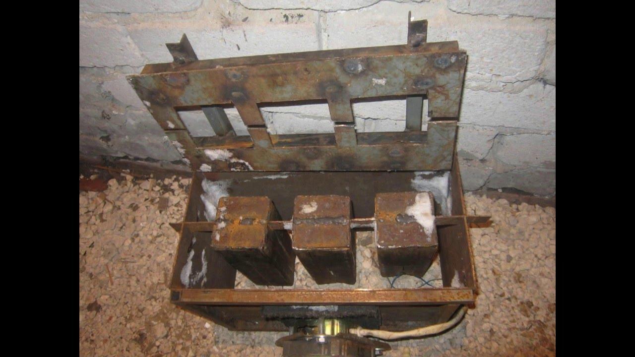 Станок для производства шлакоблоков своими руками фото 286